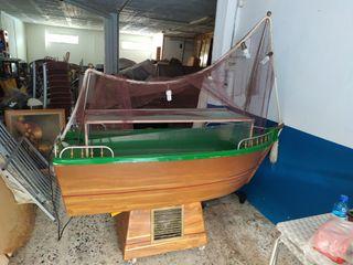 barca frigorífico