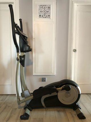 Bicicleta elíptica verso 107 ketler -basic
