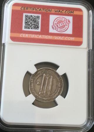 moneda antigua medieval dirham