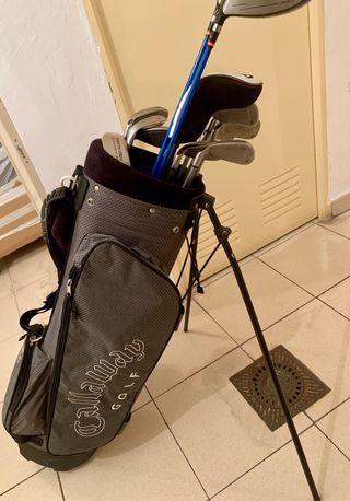 Palos golf CALLAWAY + bolsa