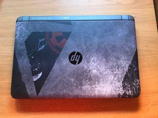 Portatil HP Star Wars Upgraded (SSD y 16Gb RAM)