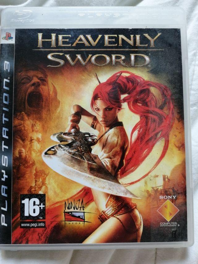 Heavenly Sword Ps3 Juego Playstation 3 De Segunda Mano Por 10