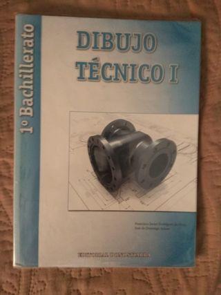 Libro de Texto de Dibujo Técnico de 1 Bach