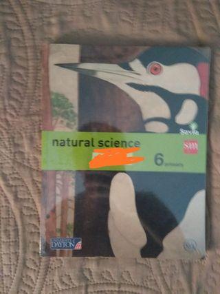 Libro de Texto de Ciencias Naturales en Inglés