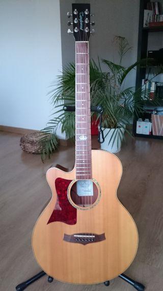 Guitarra acústica ZURDA Tanglewood Premier