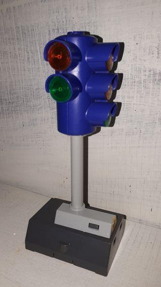 Playmobil 3264 semáforo tren