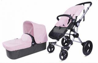 Carro ( silla paseo y capazo) baby essential