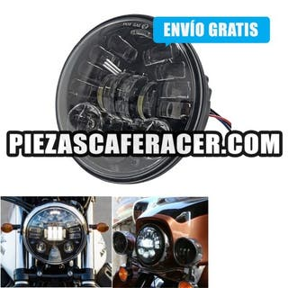 Faro moto Delantero DC 10-32V 3450lm 7 Pulgadas De