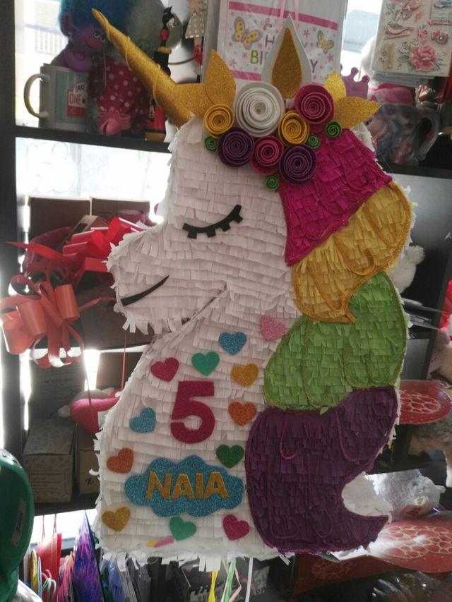 piñatas personalizadas artesanales