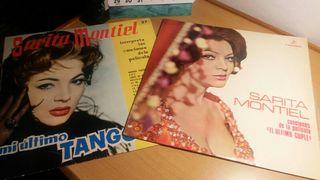 Discos de vinilo de Sara Montiel