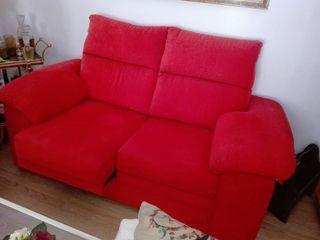 Sofa de dos plazas nuevo