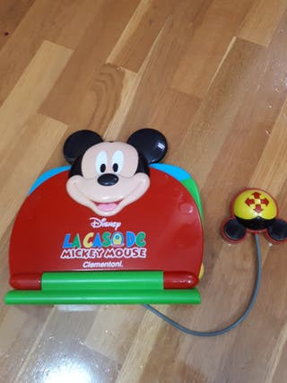 La casa de Mickey Mouse de Clementoni.