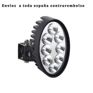 foco led enganche lateral cosechadoras