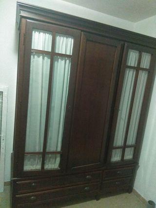 armario rústico 3 puertas