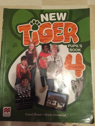 New Tiger 4 Pupil's Book