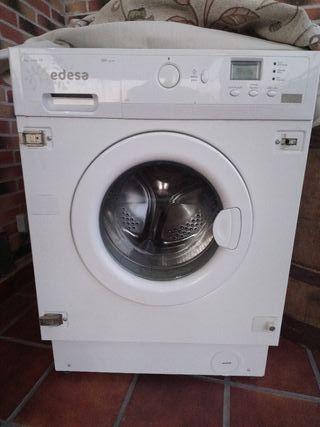 lavadora edesa encastrable