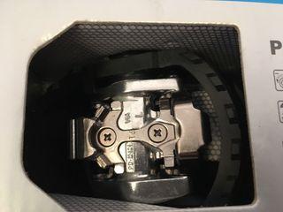 Pedales automáticos Shimano M424