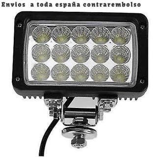 FOCO LED TRABAJO 45W Rectangular