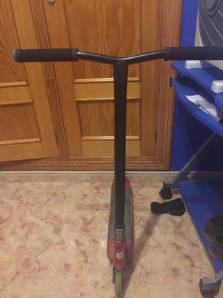 Scooter apex