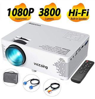 Mini proyector full HD