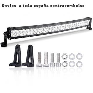 barra led 180w curva
