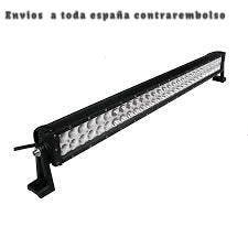 barra led curva 180w