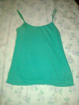 Camisetas De Verdes La En Tirantes Segunda Mano Provincia lK1TFJuc3