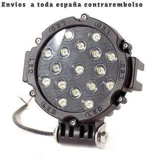 Foco led 51w defensa todoterreno