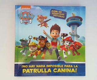Libro 10 Historias de la Patrulla Canina