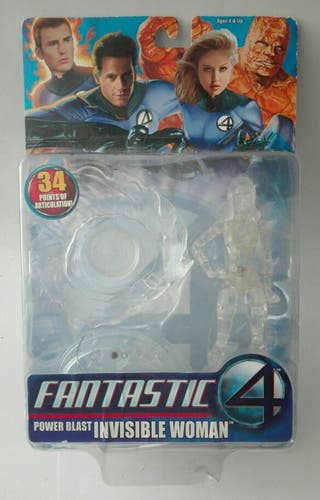 Marvel Legends INVISIBLE WOMAN (Power Blast)