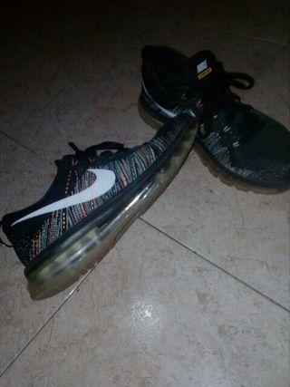Zapatillas De Calafell Nike Wallapop En Segunda Mano DWEH29I