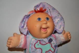 Muñeca Repollo bebe GPK