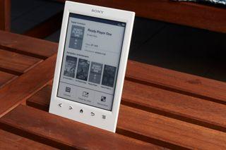 eReader Libro electrónico Sony blanco