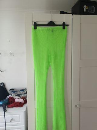 neon mesh PLT flares