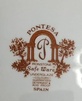vajilla Pontesa