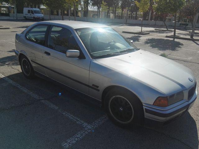 BMW 318 ti gasolina 140cv 1994