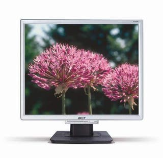 "Monitor Acer LCD DE 19"" Wide Screen"