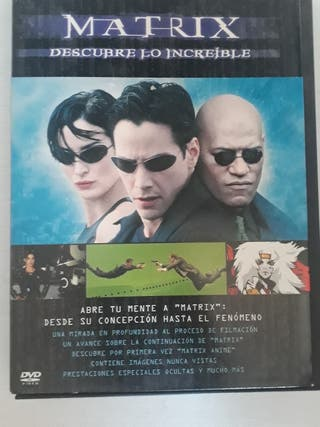 extras de la película Matrix