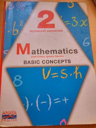 Matematics Basic Concepts 2 ESO