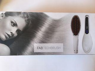 Cepillo Alisador Térmico - Fab Tech Brush