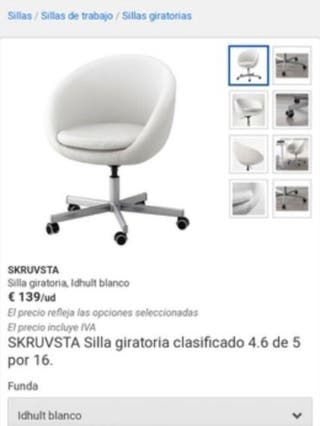 Oficina Ikea Giratorias Oficina Ikea Sillas Giratorias Sillas Ikea Oficina Sillas Giratorias TZPukiXO