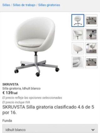 Sillas Oficina Ikea Opiniones