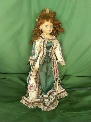 muñecas de porcelana colección boda y amigas
