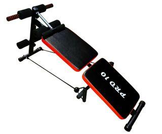 Banco de musculacion/entrenamiento plegable