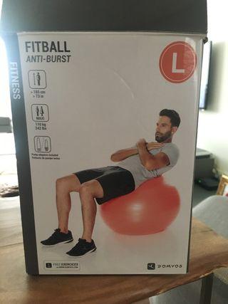 Balón para pilates