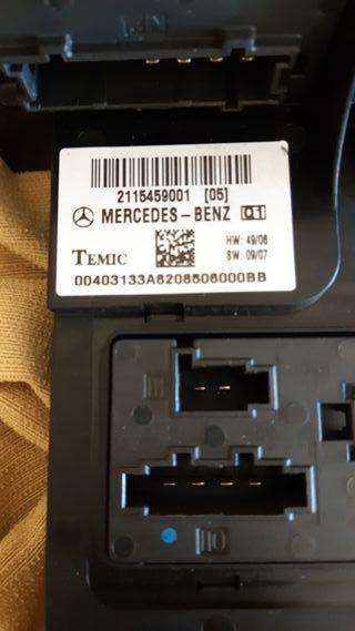 Caja de fusibles SAM delantera Mercedes W211
