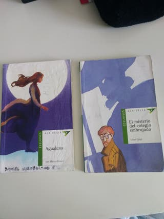 Regalo 2 libros