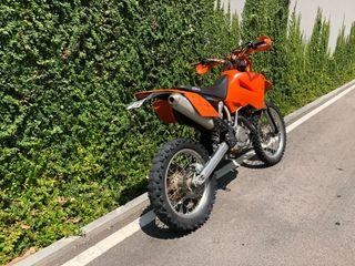 KTM EXC 525