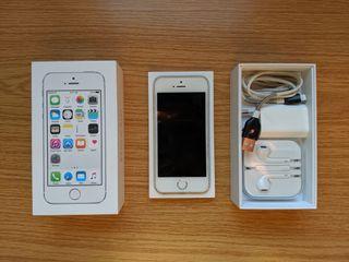 64f1b770d34 Iphone 5s blanco de segunda mano en Madrid en WALLAPOP
