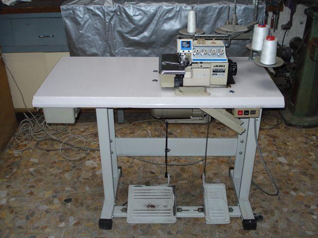 Maquina de coser juki remalladora 5 hilos